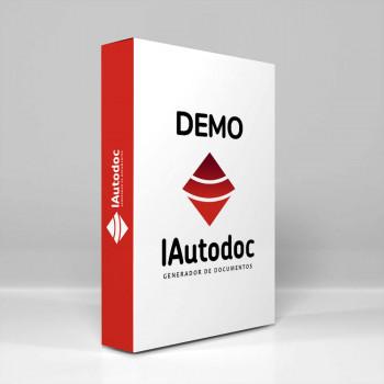 Demo de Iautodoc 1.2.7