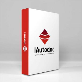 Software IAutodoc Ver 1.2.7 – Suscripción Mensual